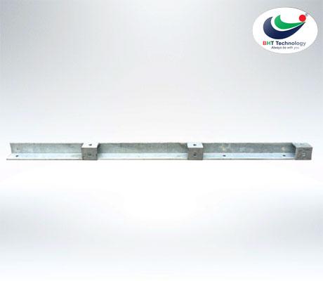Đà thép L - 75 X 75 X 8 - dài 2m (3 ốp)