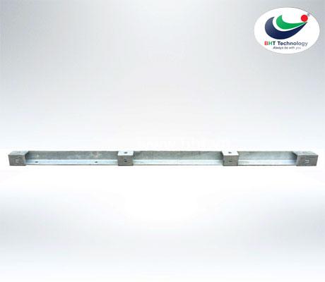 Đà thép L - 75 X 75 X 8 - dài 2m (4 ốp)