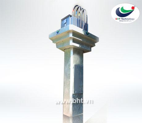 Trụ đỡ máy biến áp 100 - 800 kva ( Form 1)
