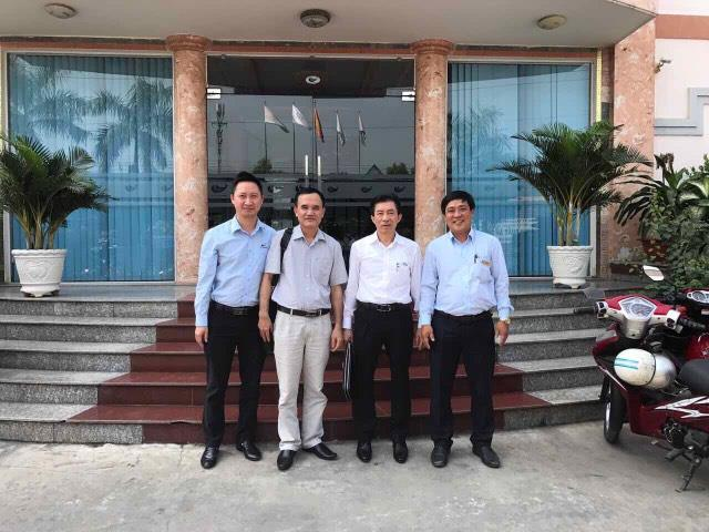 HA DO GROUP VISITED BHT Technology FACTORY
