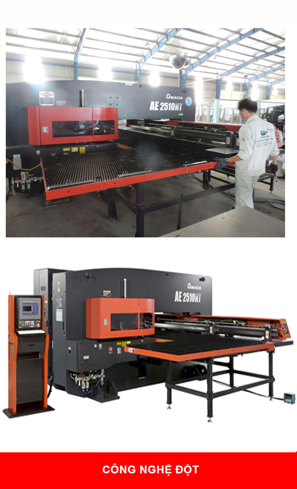 Punching Amada Punching Machine
