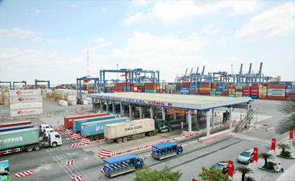 Cat Lai port projects