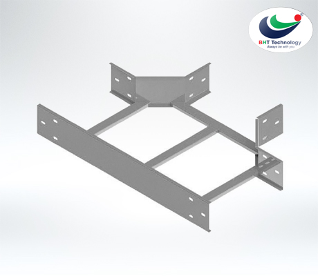 Horizontal Tee for Cable Ladder