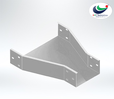 Center reducer for Cable trunking
