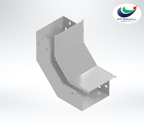 Internal Riser for Cable trunking