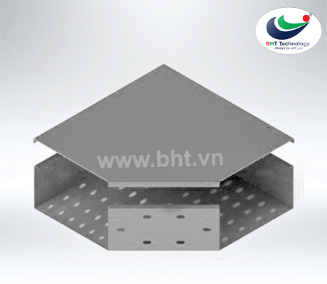 Horizontal Elbow for Cable tray