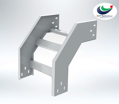 External Riser for Cable Ladder